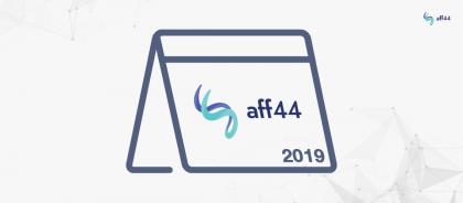 Podsumowanie roku 2019 w aff44