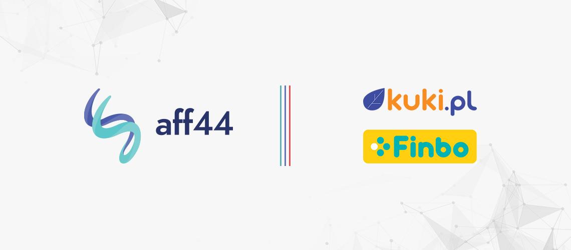Sprawdź akcję promocyjną w Kuki.pl i Finbo!